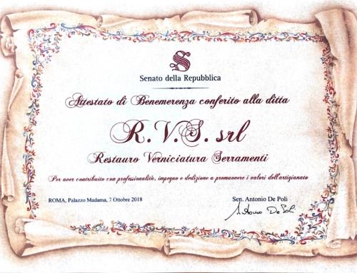 """""""Artigiani benemeriti"""": riconoscimenti dell'Unione Provinciale Artigiani di Padova"""