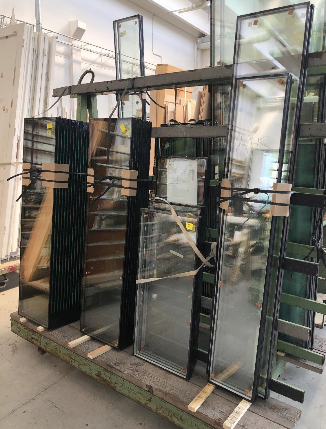 nuove vetrocamere basso emissive